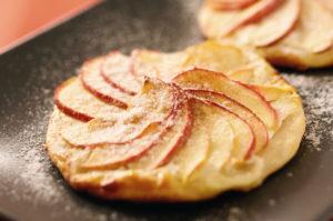 Rezept: Apfelfladen