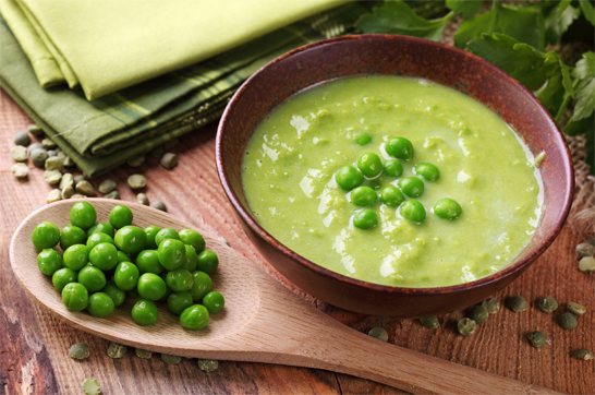 Rezept Erbsen-Kartoffel-Suppe