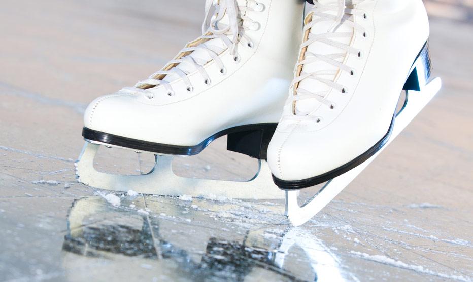Rauf aufs Eis