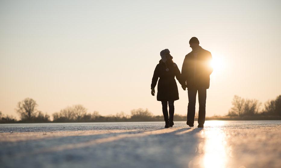 Winterblues - Raus an die frische Luft!